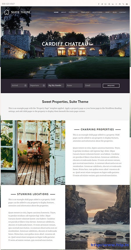 Suite-Rental-Properties-WordPress-Theme