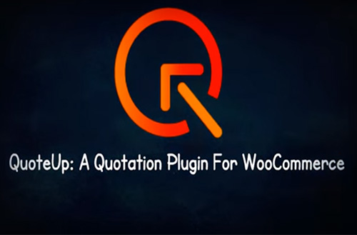 quote-up-plugin for woocommerce