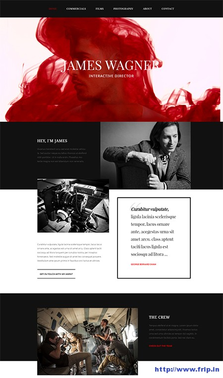 reel-story-wordpress-theme