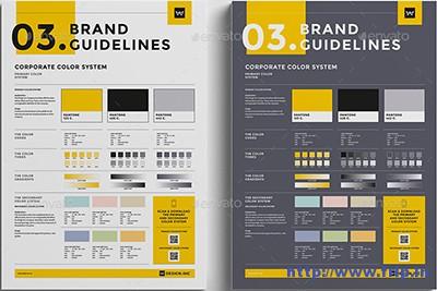 Brand-Manual-Template-3-Colors