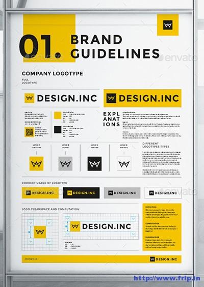 brand manual templates