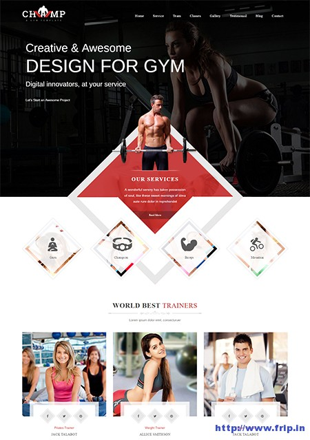 Champ-Yoga-WordPress-Theme