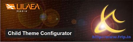 Child-Theme-Configurator-WordPress-Plugin