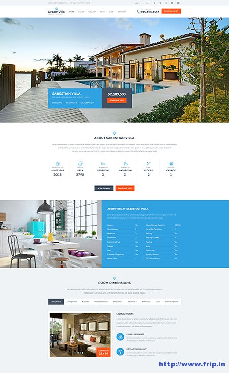 DreamVilla-Single-Property-Real-Estate-Theme