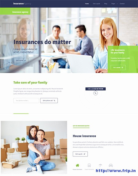 Insurance-WordPress-Theme