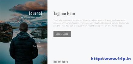 Journal-Photography-WordPress-Theme