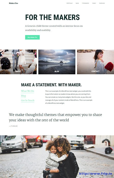 Maker-Pro-WordPress-Theme