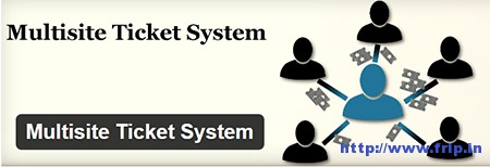 Multisite-Ticket-System-WordPress-Plugin