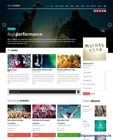 Musicflow-Music-Bands-WordPess-Theme