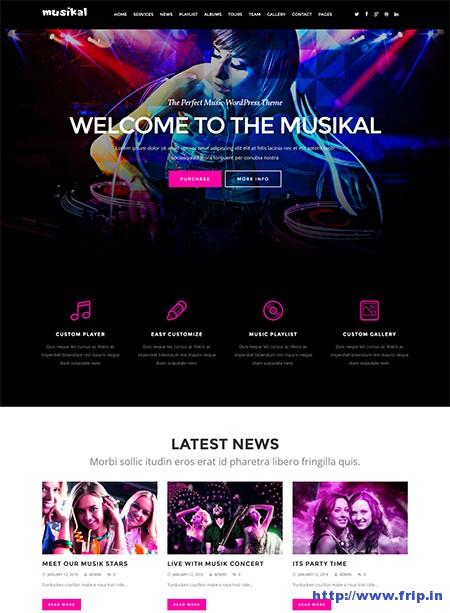 Musikal-One-Page-Music-WordPress-Theme