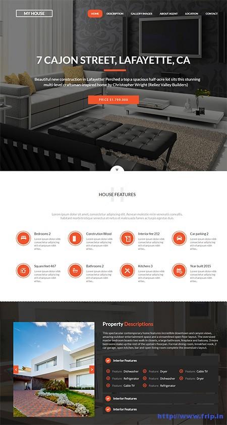 My-House-Single-Property-WordPress-Theme