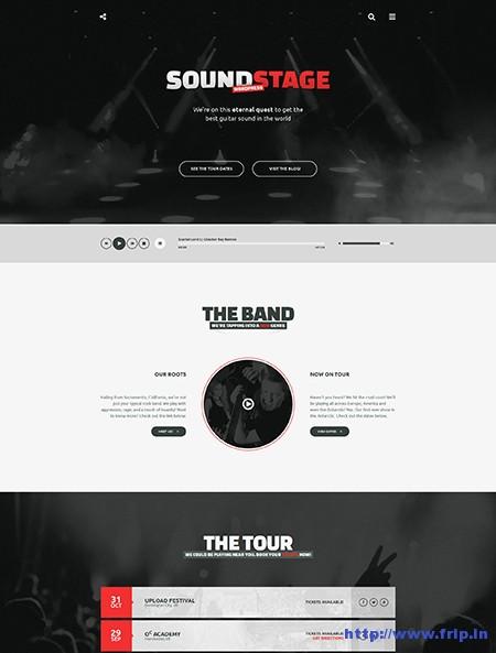 Sound-Stage-WordPress-Theme