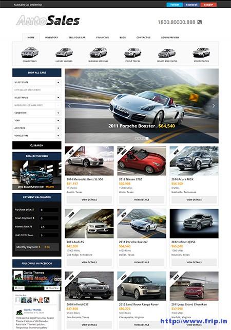 autosales-car-dealership-wordpress-theme