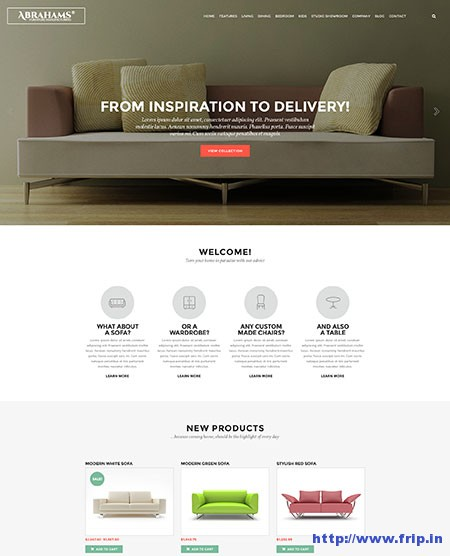 Abrahams-Interior-Design-WordPress-Themes