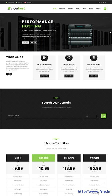 Cloudhost-Web-Hosting-WordPress-Theme
