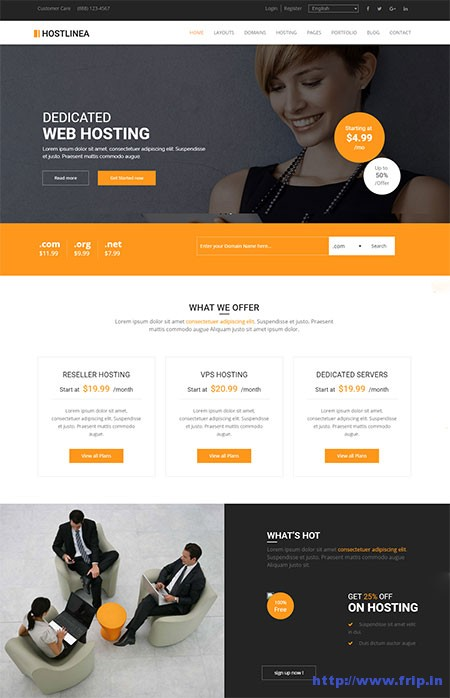 Hostlinea-Web-Hosting-WordPress-Theme