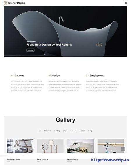 Interior-Design-WordPress-Theme