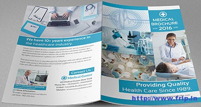 Medical-Bifold-Brochure