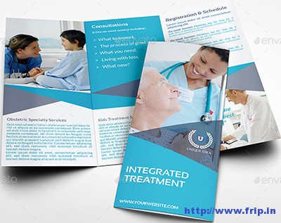 Medical-Care-Tri-Fold-Brochure