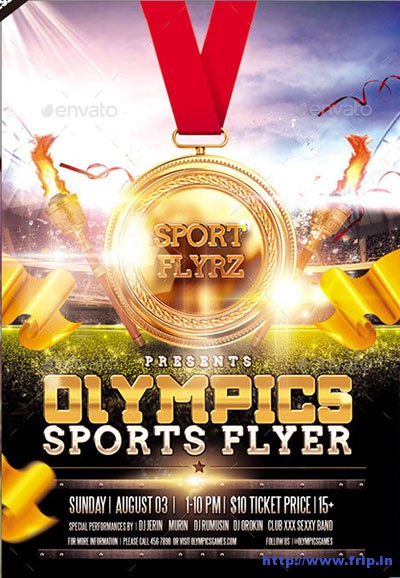 Olympic-Sports-Flyer
