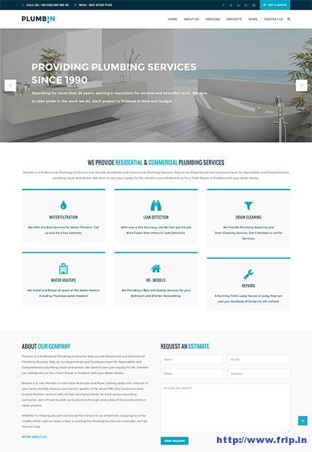 Plumbin-Plumbing-Handy-WordPress-Theme
