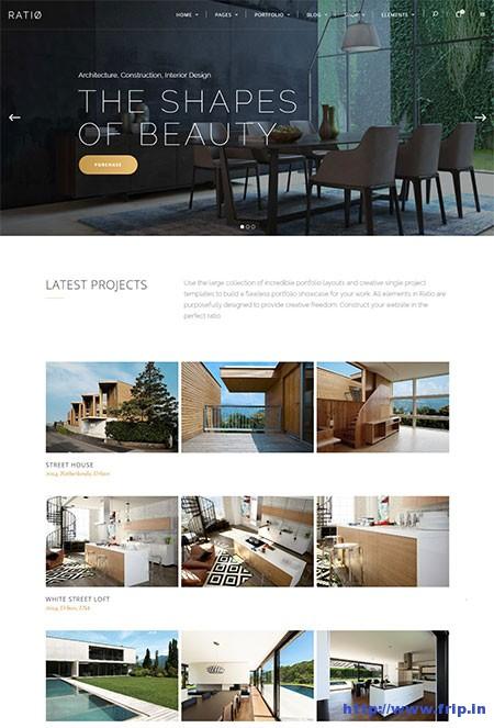 Ratio-Interior-Design-WordPress-Theme
