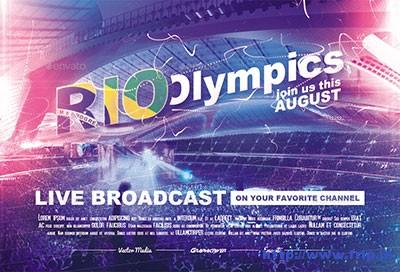 Rio-Olympics-Party-Flyer