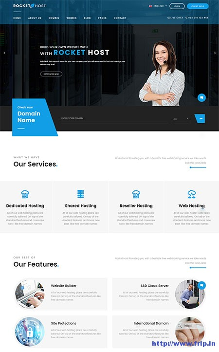 Rockethost-Hosting-WordPress-Theme
