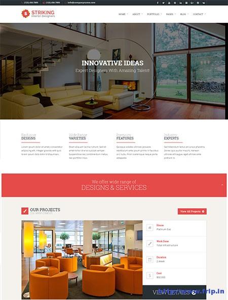 Striking-Interior-Design-WordPress-Theme