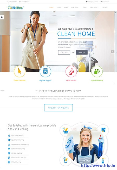 We-Clean-Cleaning-Company-WordPress-Theme