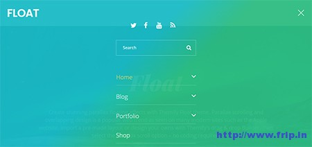 float-wordpress-theme