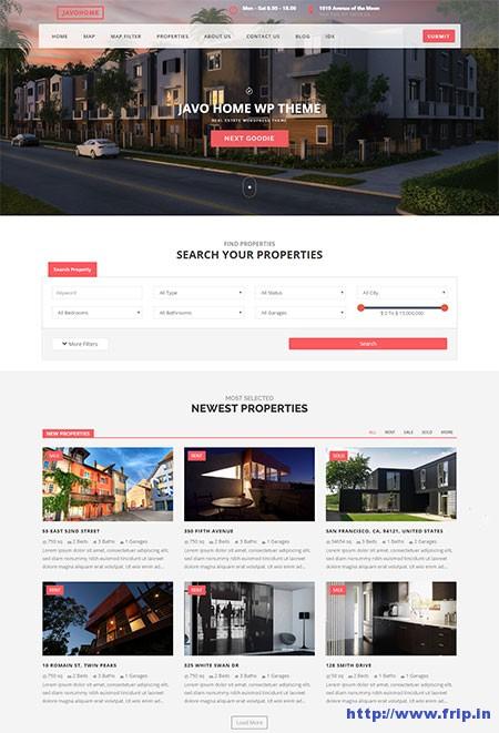javo-home-real-estate-wordpress-theme