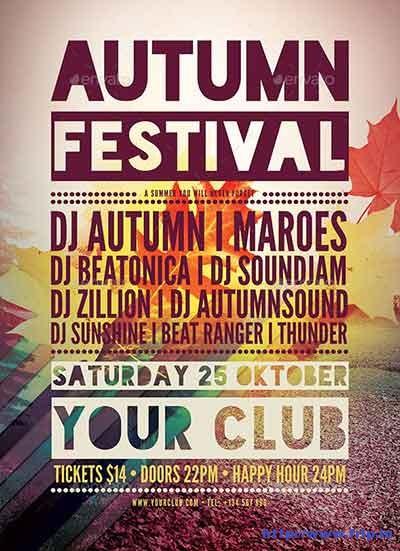 autumn-festival-flyer