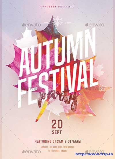 autumn-festival-party-flyer