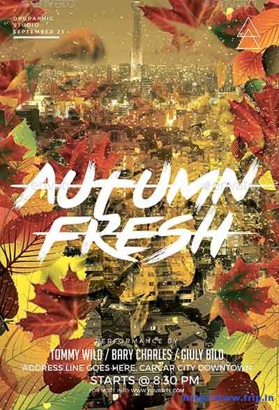 autumn-fresh-flyer
