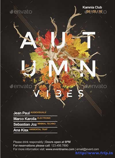 autumn-vibes-flyer-template