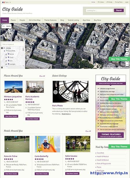city-guide-wordpress-theme