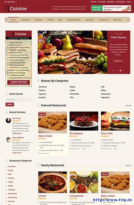 cuisine-wordpress-theme