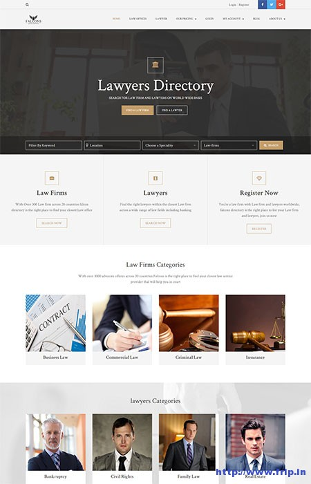 50 Best WordPress Directory Themes 2017 | Frip in