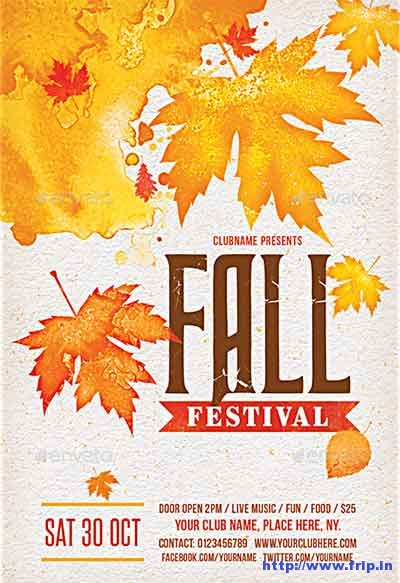 fall-bash-festival-flyer-template