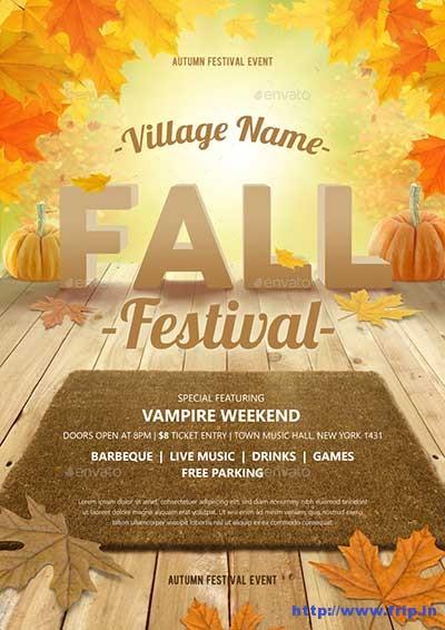 fall-festival-flyers