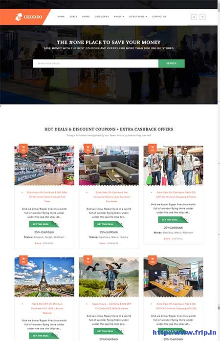 geodeo-coupons-deals-wordpress-theme
