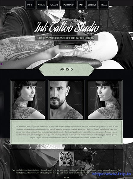 ink-tattoo-studio-wordpress-themes