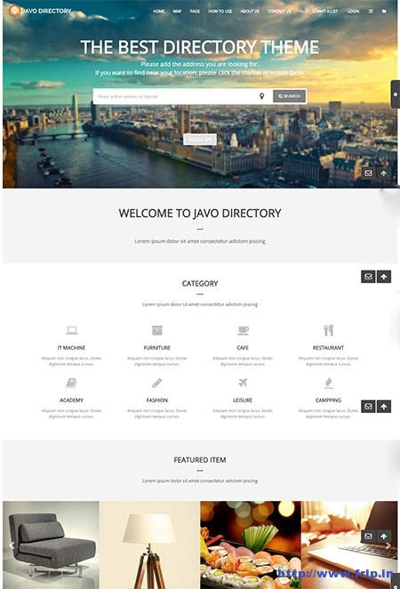 javo-directory-wordpress-theme