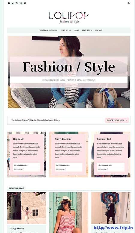 lolipop-blogging-wordpress-theme
