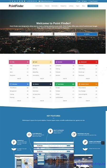 point-finder-versatile-directory-theme