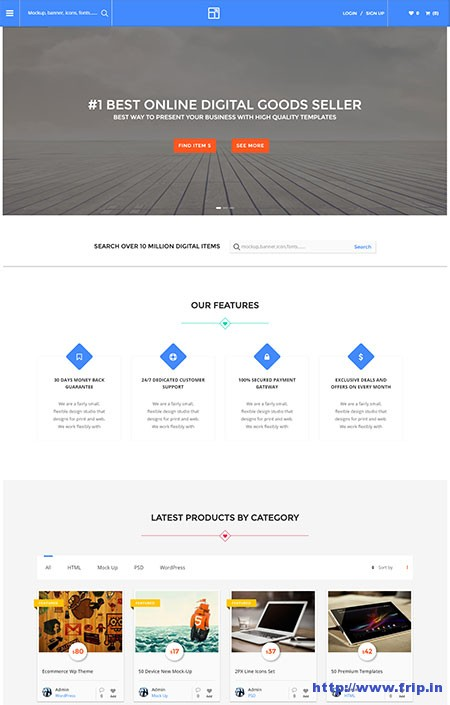 restored-marketplace-wordpress-theme