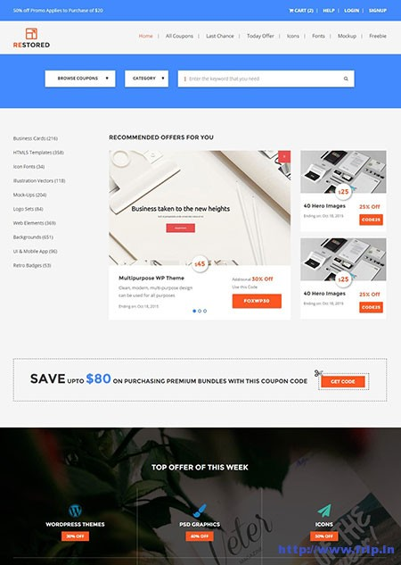restored-multipurpose-responsive-html-template