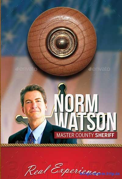 sheriff-race-political-door-hanger-template