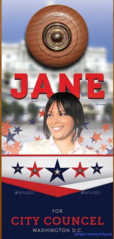 vote-jane-2-political-hanger-template